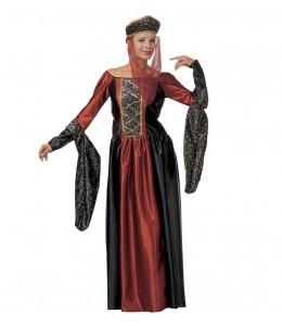 Disfraz de Marquesa Medieval
