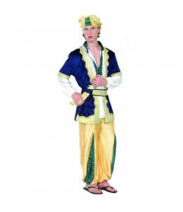 Disfraz de Sultan Dorado