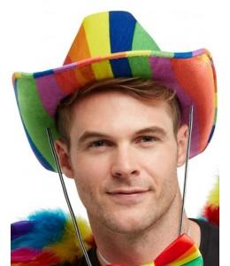 Sombrero Cowboy Arcoiris