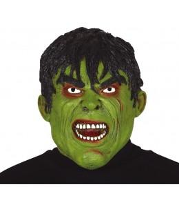 Mascara de Hombre Verde