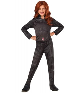 Disfraz de Black Widow Classics Infantil