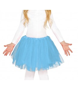 Tutu Azul Claro 30cm