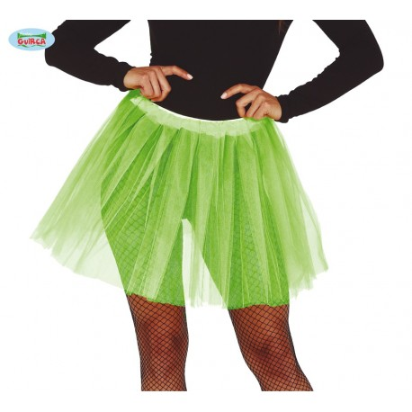 Tutu Verde Claro 40cm