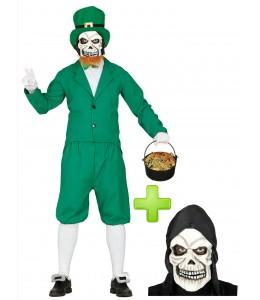Disfraz de Duende Calavera - Disfraces Halloween
