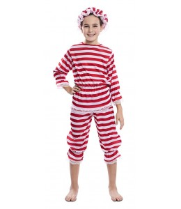 Disfraz de Bañista Chica Infantil