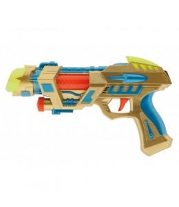 Pistola Galactica Azul