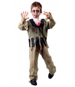 d6b31746e Disfraz dde Zombie Harapos Infantil
