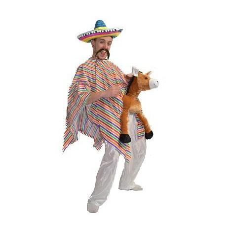 Disfraz de El Pendejo
