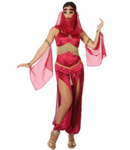 Bailarina Arabe Burdeos