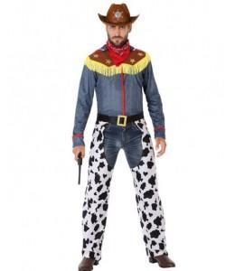 Disfraz de Vaquero Vaca