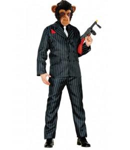 Disfraz de Mafioso Mono