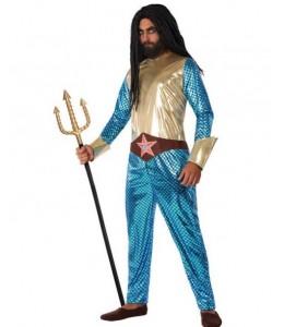 Disfraz de Super Heroe Aqua