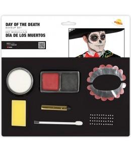 Set de Maquillaje dia de los Muertos