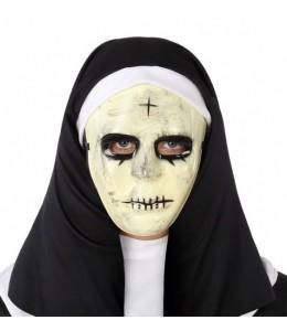 Mascara de Asesino con Cruz