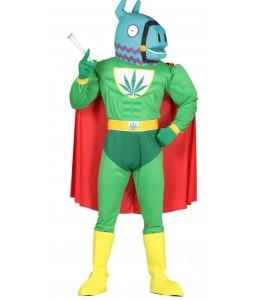 Disfraz de MariLlama Man - Disfraces de Videojuegos