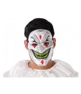 Mascara de Payaso Sonriente