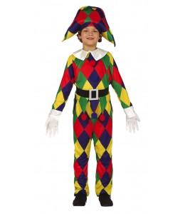 Disfraz de Arlequin Niño