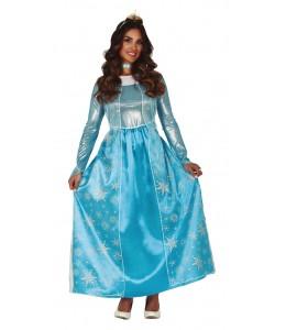 Disfraz de Princesa Escarchada