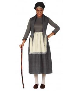 Disfraz de Abuela