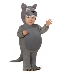 Disfraz de Lobo Bebe