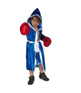 Disfraz de Boxeador  Azul Infantil