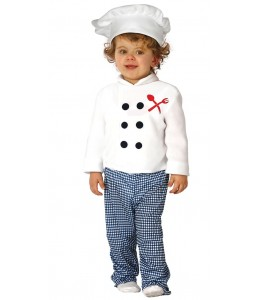 Disfraz de Cocinero Bebe