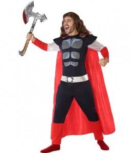 Disfraz de Superheroe del Trueno