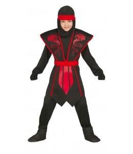 Disfraz de Ninja Shadow Infantil