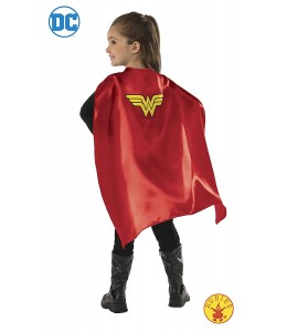 Capa Wonder Woman Infantil