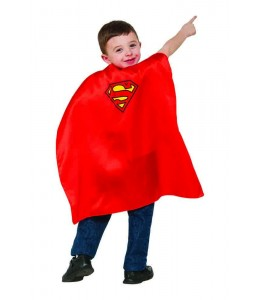 Capa Superman Infantil