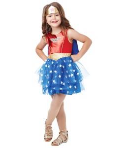 Disfraz de Wonder Woman Classic Infantil