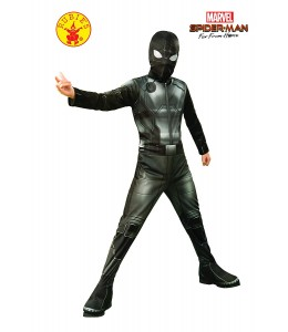 Disfraz de Spiderman FFH Steal Classic Infantil