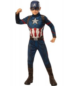 Disfraz de Capitan America Endgame Classic Infantil