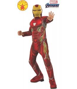 Disfraz de Iron Man Endgame Premium Infantil
