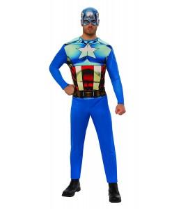 Disfraz de Capitan America OPP