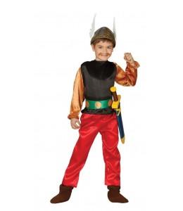 Disfraz de Galo Asterix Infanttil
