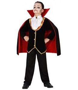 Disfraz de Vampiro de Lujo Infantil