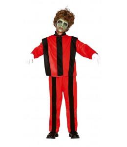 Disfraz de Zombie Cantante Infantil
