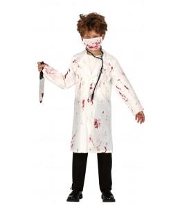 Disfraz de Dentista Loco Infantil