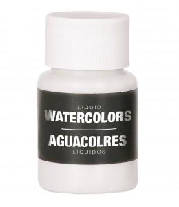 Maquillaje al Agua Liquido Blanco
