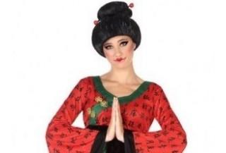 Disfraces de Chinos, Orientales, Ninjas y Geishas
