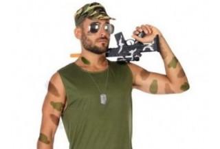 Disfraces de Militares