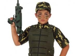 Disfraces Militares Infantiles