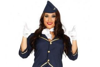 Disfraces de Pilotos y Azafatas