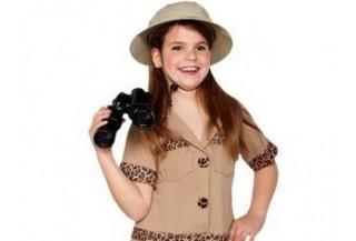 Disfraces Exploradores Infantiles