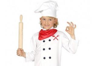 Disfraces Cocineros Infantiles