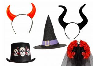 Gorros y Diademas de Halloween
