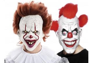 Mascaras de Payasos Asesinos