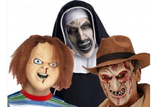 Mascaras de Peliculas de Terror