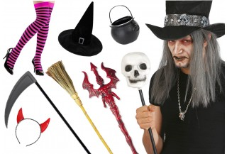 Accesorios Halloween